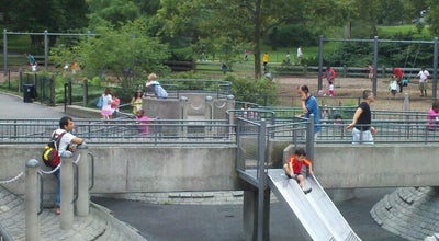 Photo of Playground Heckscher Playground at Central Park, New York, NY 10019, United States