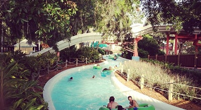 Photo of Water Park Adventure Island at 10001 N. Mckinley Drive, Tampa, FL 33612, United States
