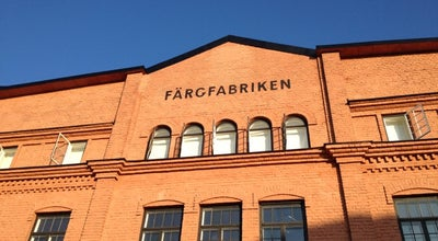 Photo of Art Gallery Fargfabriken at 1 Loevholmsbrinken, Stockholm 117 43, Sweden