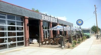 Photo of Brewery Denver Beer Company at 1695 Platte St, Denver, CO 80202, United States