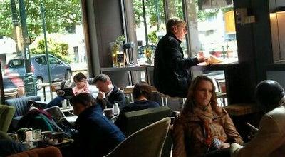 Photo of Cafe Cafe de la Presse at Avenue Louise 491, Brussels 1050, Belgium