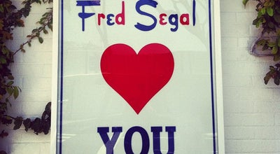 Photo of Clothing Store Fred Segal at 500 Broadway, Santa Monica, CA 90401, United States