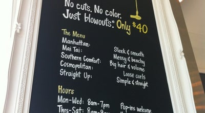 Photo of Other Venue Drybar at 1908 Fillmore Street, San Francisco, CA 94115, United States