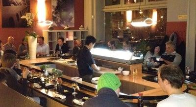 Photo of Seafood Restaurant Sakura Kaiten Sushibar at Bosestr. 4, Leipzig 04109, Germany