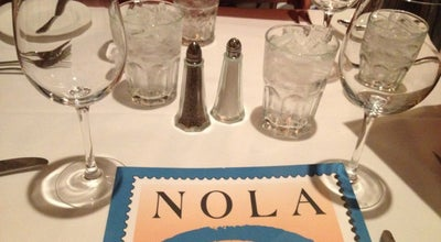 Photo of Seafood Restaurant NOLA at 534 Saint Louis St, New Orleans, LA 70130, United States