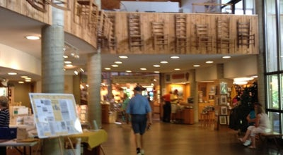 Photo of Arts and Crafts Store Folk Art Center at Mile Post 382 Blue Ridge Parkway, Asheville, NC 28805, United States
