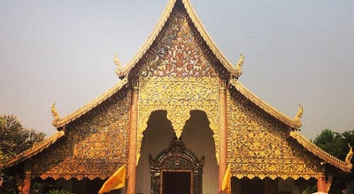 Photo of Buddhist Temple วัดเชียงมั่น (Wat Chiang Man) at 171 ถ.ราชภาคินัย, Mueang Chiang Mai 50200, Thailand