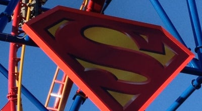 Photo of Theme Park Superman Ultimate Flight at Six Flags Discovery Kingdom, Vallejo, CA 94589, United States