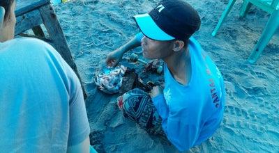Photo of Beach Pantai Anyer at Anyer, Jawa Barat, Indonesia
