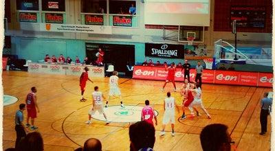Photo of Basketball Court Sportzentrum Maspernplatz (Maspernhalle) at Paderborn 33102, Germany