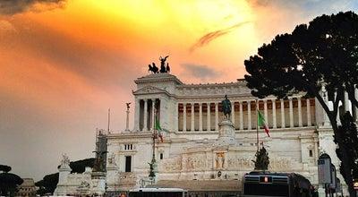 Photo of Plaza Piazza Venezia at Piazza Venezia, Roma 00187, Italy