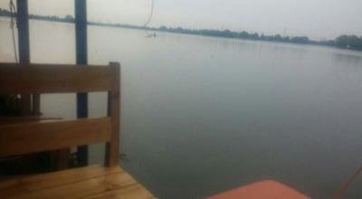 Photo of Lake Situ Cipondoh at Jalan Kyai Haji Hasyim Ashari, Tangerang 15148, Indonesia