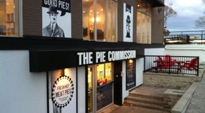 Photo of Restaurant The Pie Commission at 935 The Queensway, Etobicoke M8Z 1P3, Canada