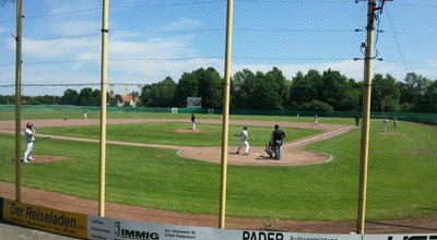 Photo of Baseball Field Untouchables Paderborn at Ahornallee 3, Paderborn 33016, Germany