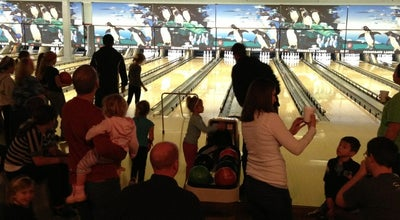 Photo of Bowling Alley Crossgate Lanes at 4230 Hunt Road, Cincinnati, OH 45242, United States