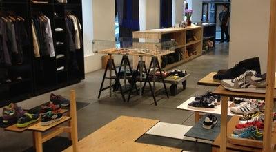 Photo of Clothing Store Wood Wood at Grønnegade 1, København 1107, Denmark