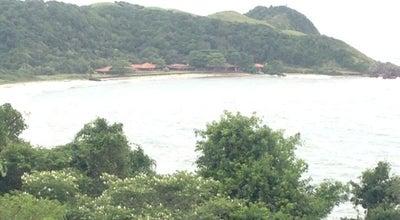 Photo of Beach Praia Vermelha at Praia Vermelha, Penha 88385-000, Brazil