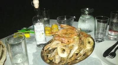 Photo of Greek Restaurant Παραλια Κορδια-Ουζερι Φρατζεσκακη at Greece