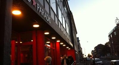 Photo of Tourist Attraction Bio Paradis Cinema at Hverfisgotu 54, Reykjavik, Iceland