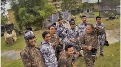 Photo of Paintball Field Spartan Paintball Zone at Jalan Selokan Mataram No 29, Yogyakarta 55281, Indonesia