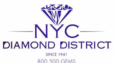 Photo of Monument / Landmark NYC Diamond District at 44 W 47th St, New York, NY 10036, United States