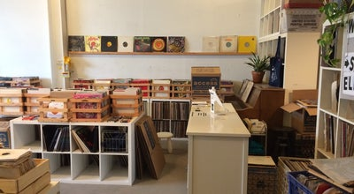 Photo of Record Shop Superior Elevation Records at 100 White St, #b, BROOKLYN, NY 11206, United States