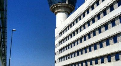 Photo of Airport Athens International Airport Eleftherios Venizelos (ATH) Διεθνής Αερολιμένας Αθηνών Ελευθέριος Βενιζέλος at Αττική Οδός, Spáta 190 19, Greece