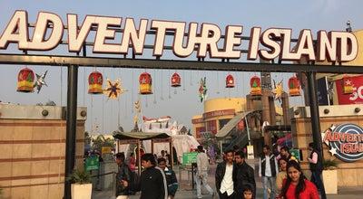 Photo of Theme Park Adventure Island at Rithala, New Delhi, India