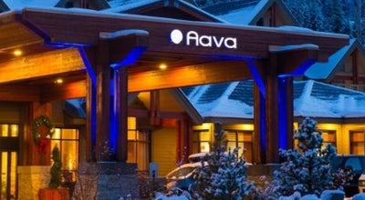 Photo of Hotel Aava Whistler Hotel at 4005 Whistler Way, Whistler V0N 1B4, Canada