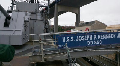 Photo of History Museum USS Joseph P. Kennedy Jr at 5 Water St, Fall River, MA 02721, United States