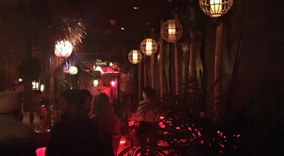 Photo of Bar The Shameful Tiki Room at 1378 Queen St W, Toronto M6K 1L7, Canada