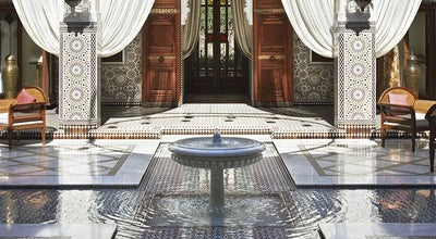 Photo of Hotel Royal Mansour, Marrakech at Rue Abou Abbas, marrakech, Morocco