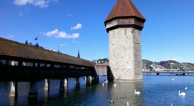 Photo of Town Luzern - Lucerne - Lucerna at Stadt Luzern, Luzern 6000, Switzerland