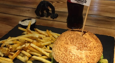 Photo of Fast Food Restaurant Gorill Burger House at Eskibağlar Mah. Hatboyu Caddesi No: 5b, Eskisehir 26000, Turkey
