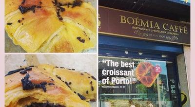 Photo of Cafe Boémia Caffé at Av. Da França, 32, Porto 4050-275, Portugal