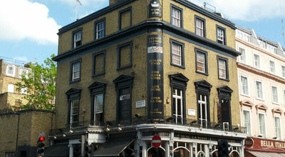Photo of Bar Prince Alfred at 112 Queensway, London W2 3RR, United Kingdom