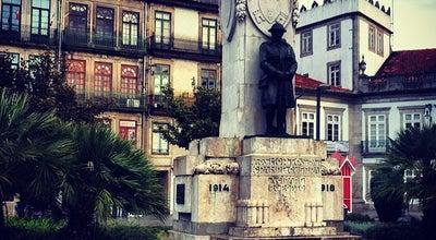 Photo of Plaza Praça Carlos Alberto at Pç. Carlos Alberto, Porto, Portugal