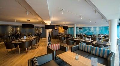 Photo of Swiss Restaurant Safran Restaurant at Montreux, Switzerland