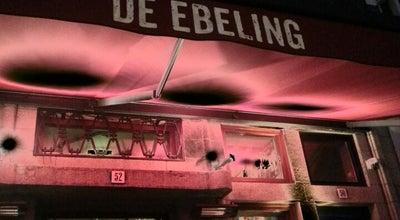 Photo of Bar De Ebeling at Overtoom 52, Amsterdam 1054HK, Netherlands