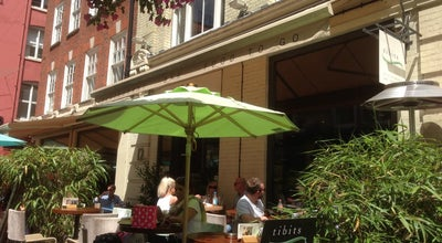Photo of Modern European Restaurant Tibits at 12-14 Heddon Street, London W1B 4DA, United Kingdom