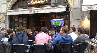 Photo of Bar Ambiorix at Oude Markt 3, Leuven 3000, Belgium