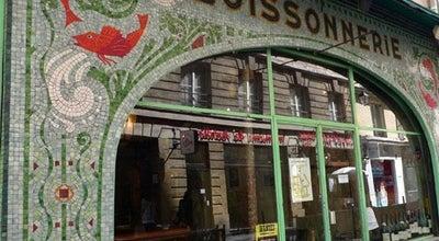 Photo of French Restaurant Fish La Boissonnerie at 69 Rue De Seine, 75006 Paris, Paris 75006, France