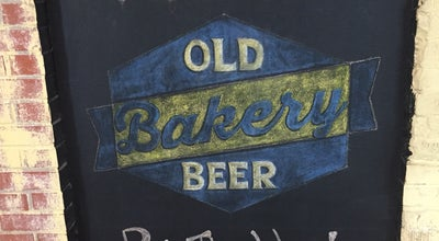 Photo of American Restaurant The Old Bakery Beer Company at 400 Landmarks Blvd, Alton, IL 62002, United States