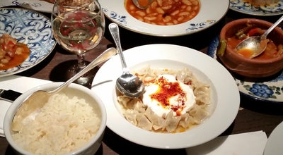 Photo of Mediterranean Restaurant Babaji Istanbul Pide at 53 Shaftesbury Avenue, London W1D 6LB, United Kingdom