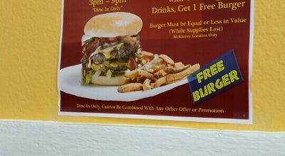 Photo of Burger Joint Jungle Burger at 318 N. Central Expwy, McKinney, TX 75070, United States