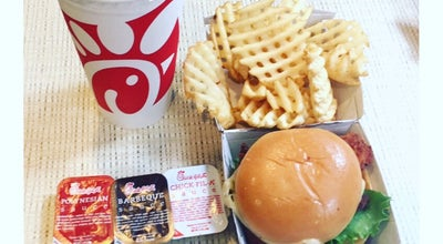 Photo of Fried Chicken Joint Chick-fil-A at 1000 Avenue Of The Americas, New York, NY 10018, United States