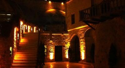 Photo of Hotel Cappadocia Cave Suites at Gafferli Mah. Unlu Sokak No 19, Goreme 50180, Turkey