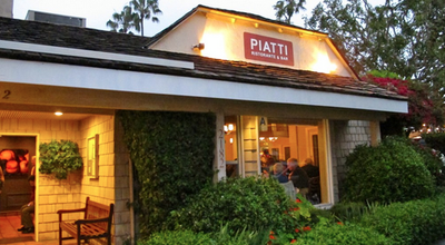 Photo of Italian Restaurant Piatti - La Jolla at 2182 Avenida De La Playa, La Jolla, CA 92037, United States