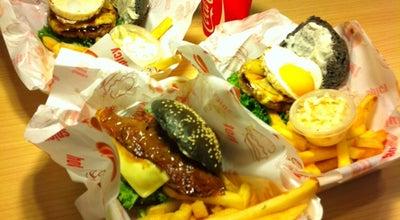 Photo of Burger Joint Gim's Burger at Ground, Kuching 93350, Malaysia