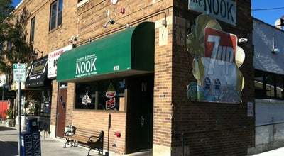 Photo of American Restaurant Casper & Runyon's Nook at 492 Hamline Ave S, Saint Paul, MN 55116, United States